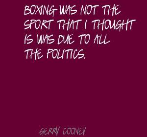 Gerry Cooney's quote #2