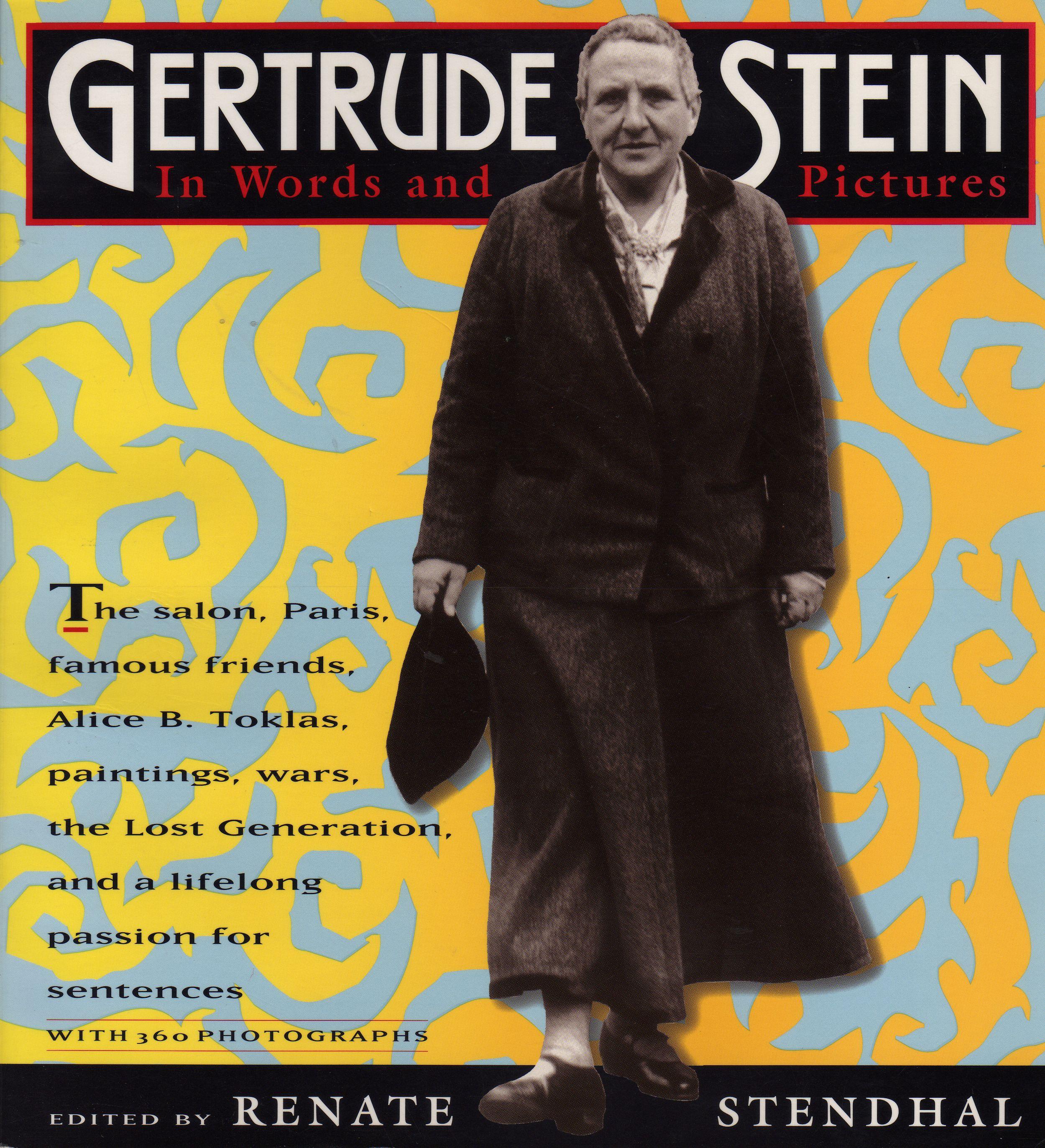 Gertrude Stein quote #1