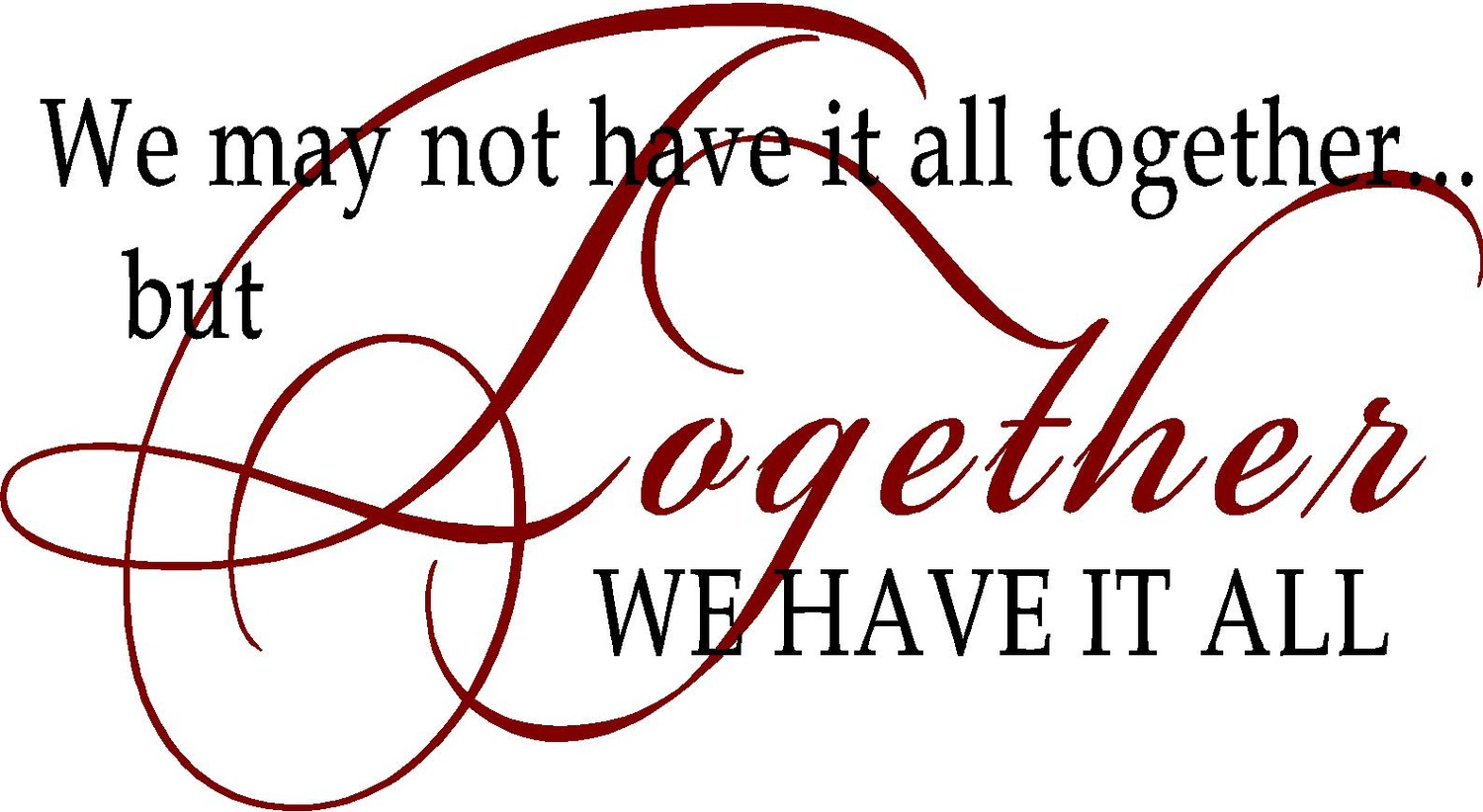 Togetherness Quotes And Sayings: Famous Quotes About 'Get Together'