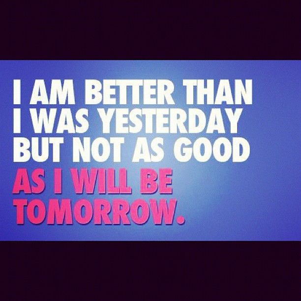 Getting Better quote