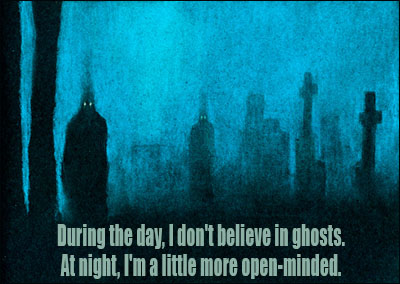 Ghosts quote #4