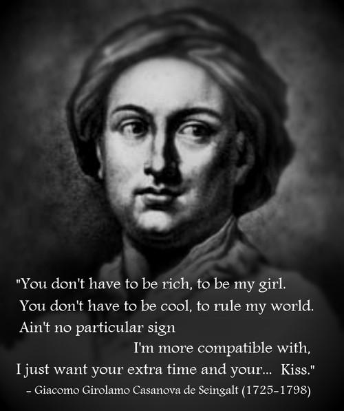 Giacomo Casanova's quote #1