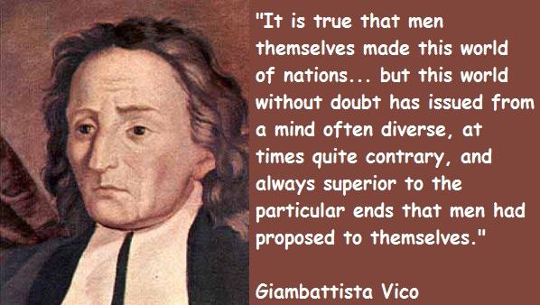 Giambattista Vico's quote #3