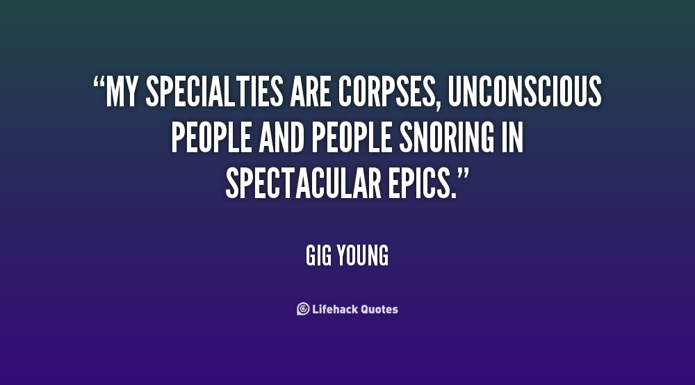Gig Young's quote #1