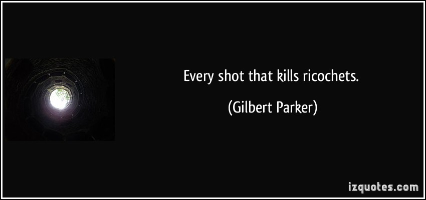Gilbert Parker's quote #2