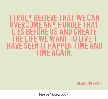 Gillian Anderson's quote #2