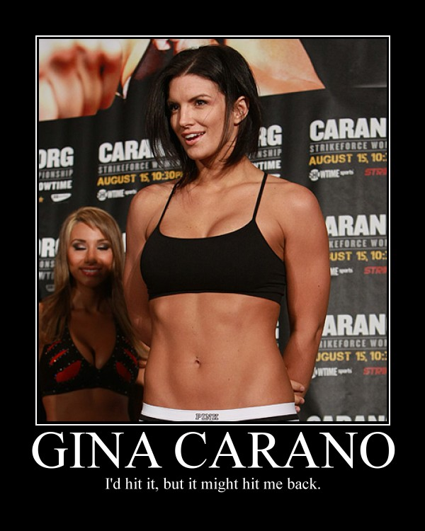 Gina Carano's quote #5