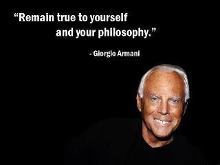 Giorgio Armani's quote #8