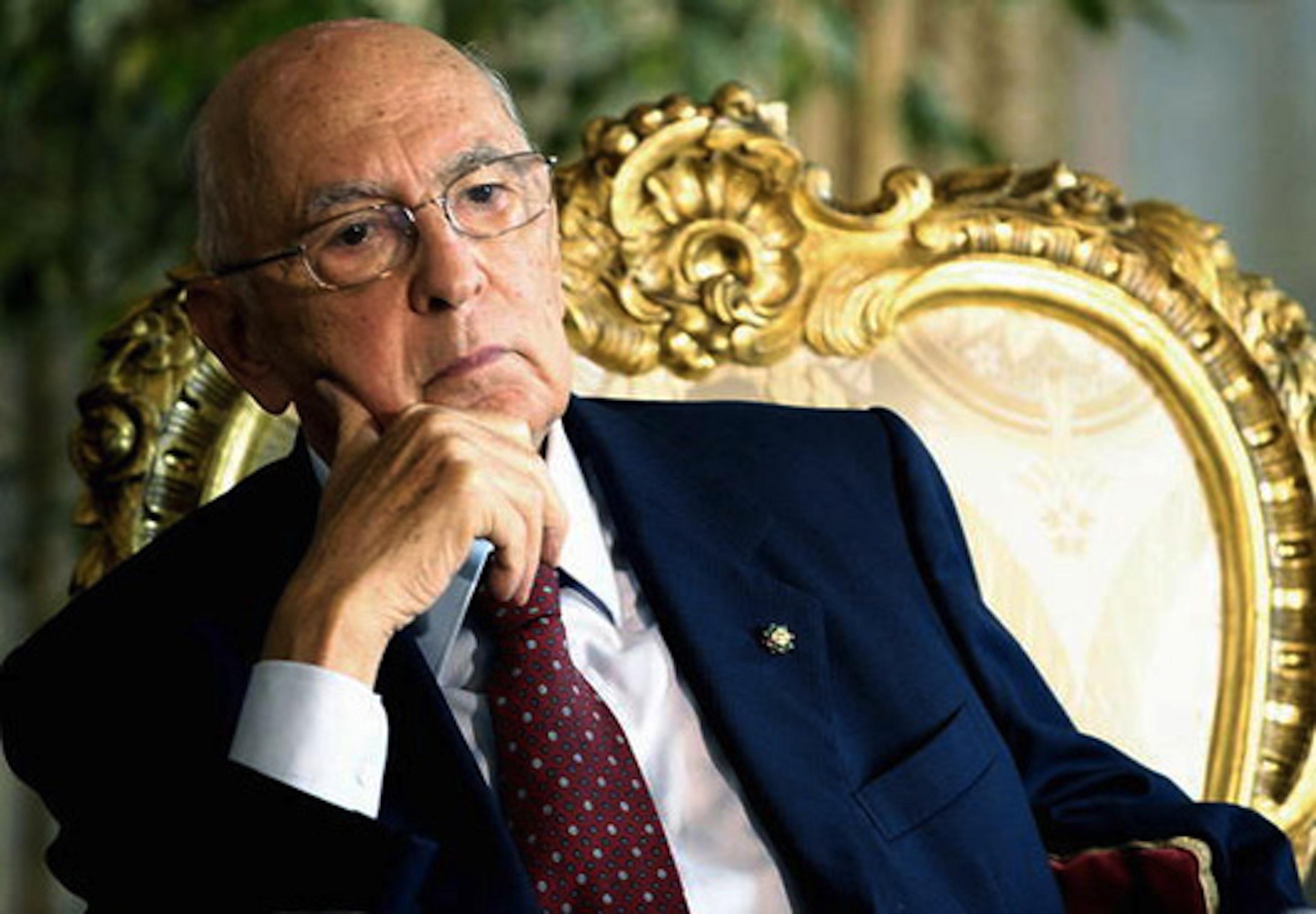 Giorgio Napolitano's quote
