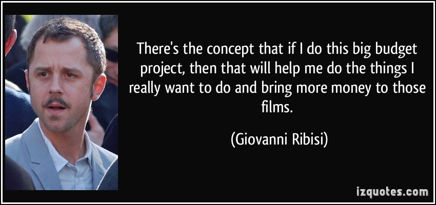 Giovanni Ribisi's quote #1