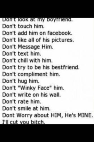 Girlfriend quote #5