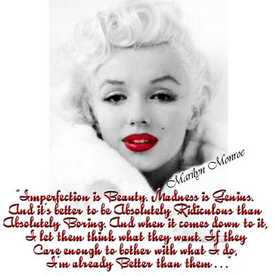 Glamorous quote #1