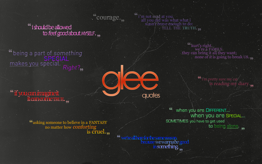 Glee quote #2