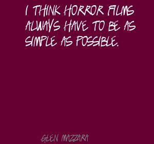 Glen Mazzara's quote #3