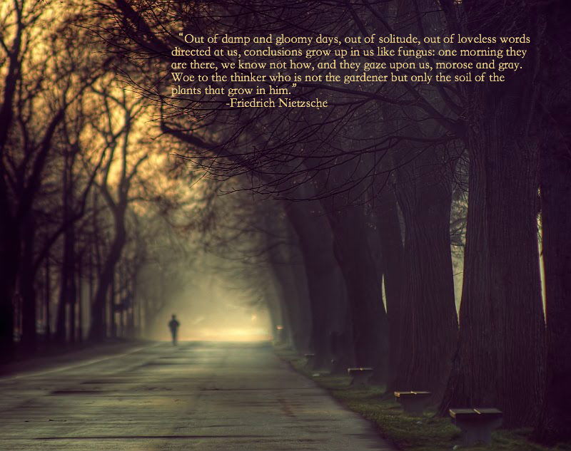 Gloomy quote #1