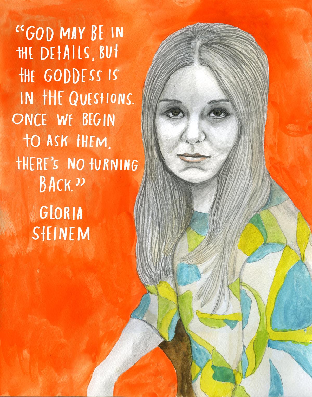 Gloria Steinem's quote #4