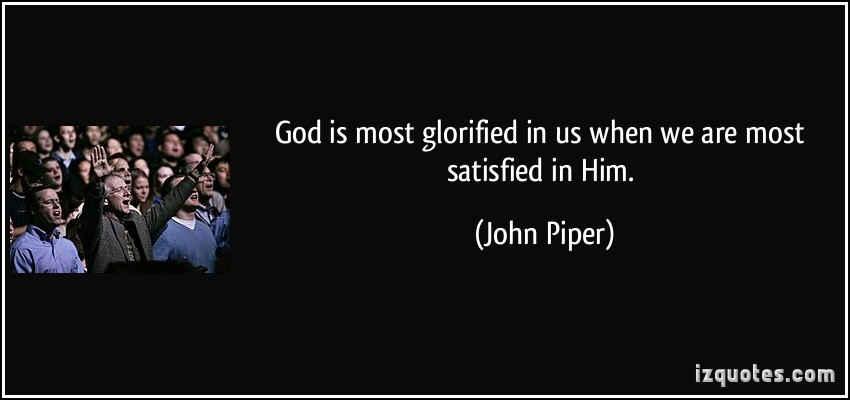 Glorified quote #1