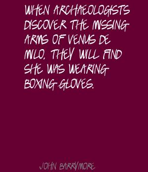Gloves quote #1