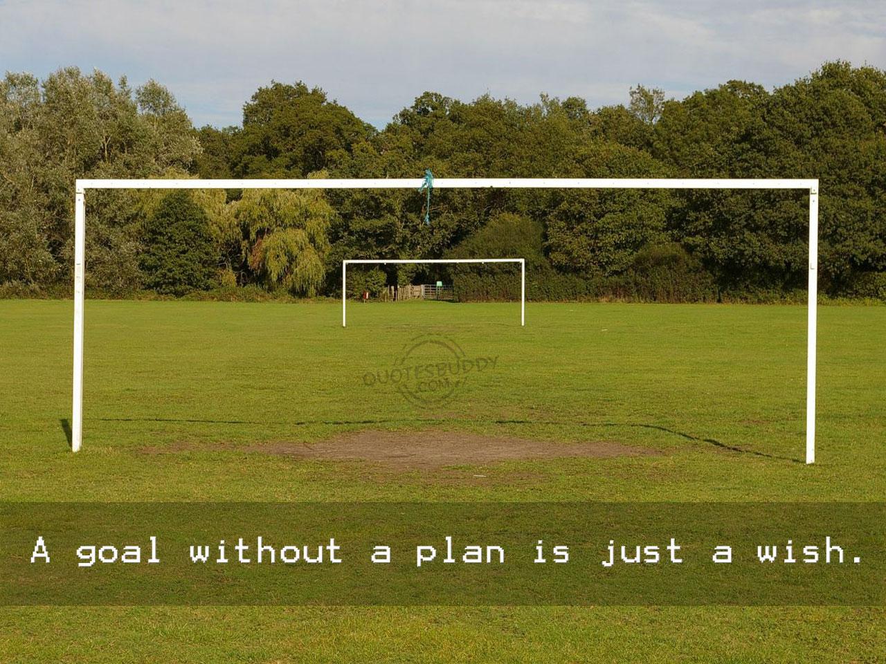 Goal quote #6