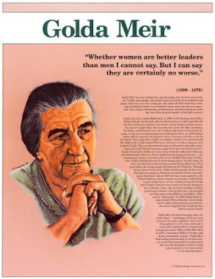 Golda Meir's quote #5