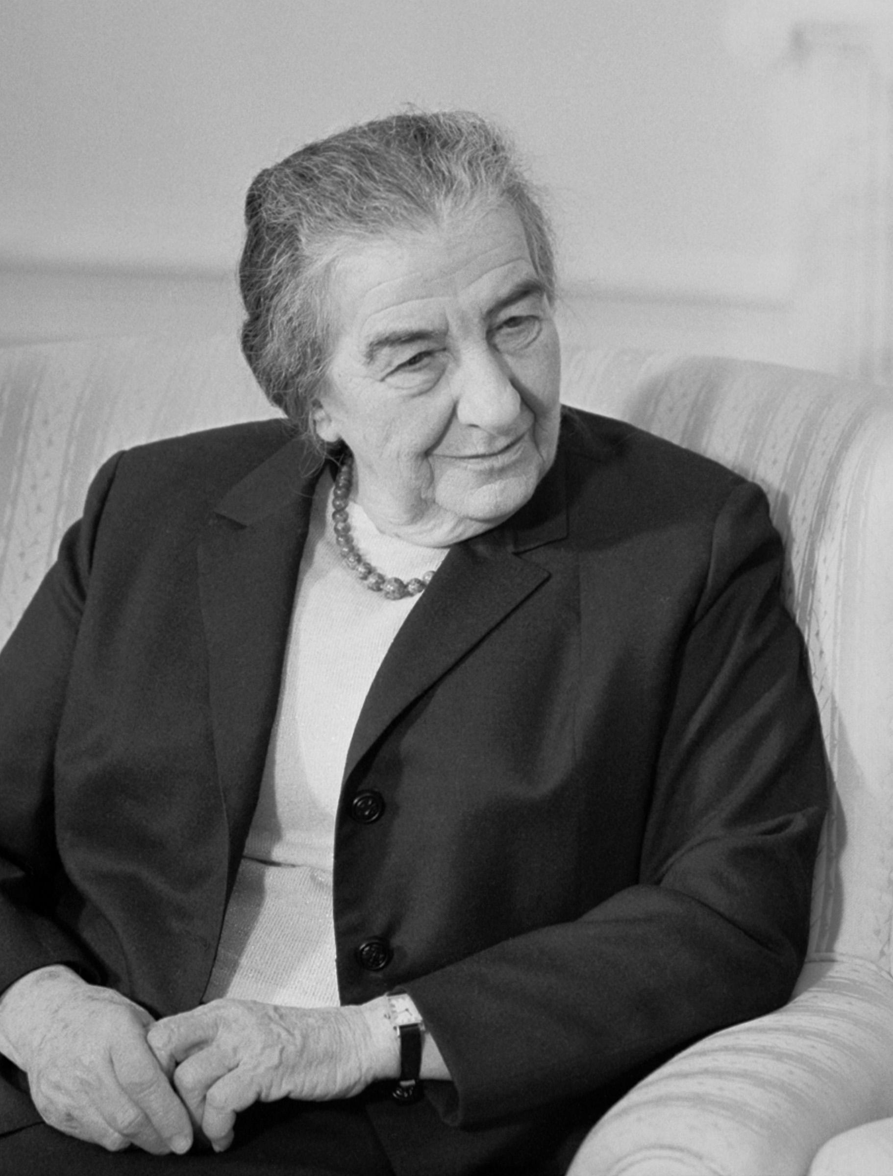 Golda Meir's quote #6