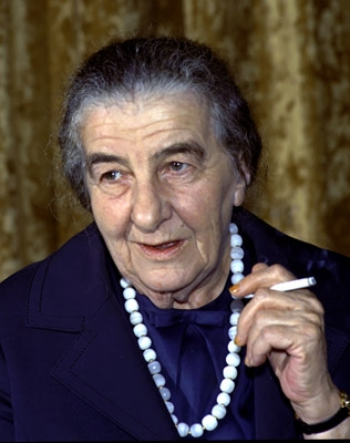 Golda Meir's quote #3
