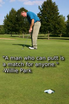 Golf Game quote #1