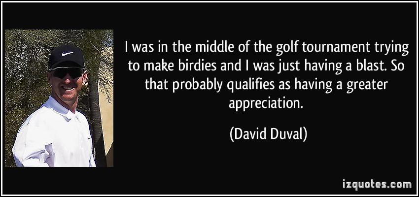 Golf Tournament quote #2