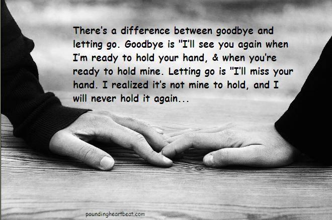 Goodbye quote #2