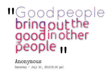Goodness quote #6