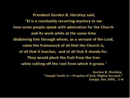 Gordon B. Hinckley's quote #7