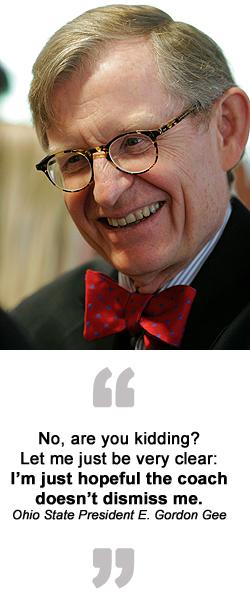 Gordon Gee's quote #2