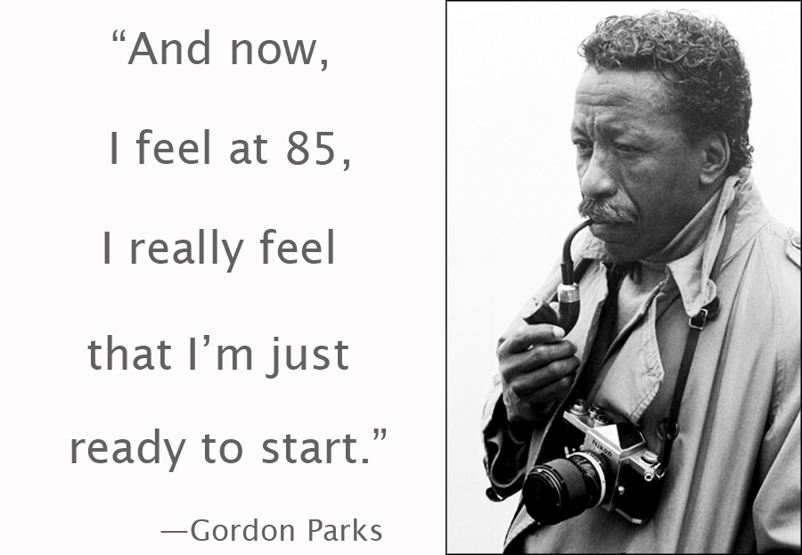 Gordon Parks's quote #4