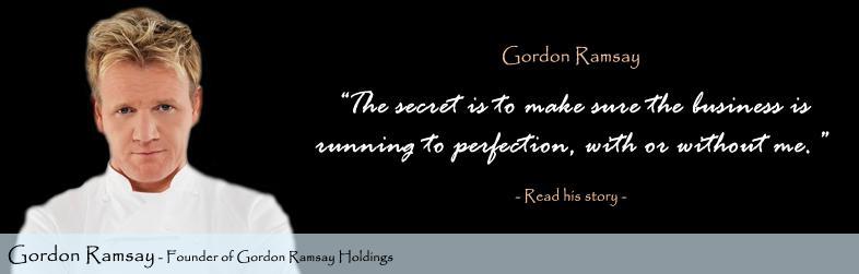 Gordon Ramsay's quote #7