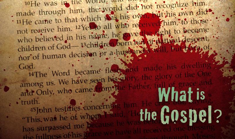 Gospel quote #1