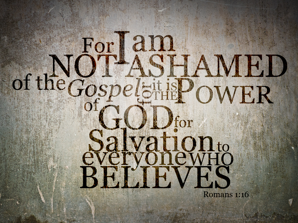 Gospel quote #2