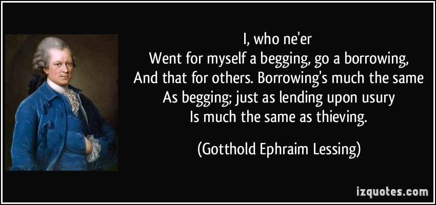 Gotthold Ephraim Lessing's quote #5