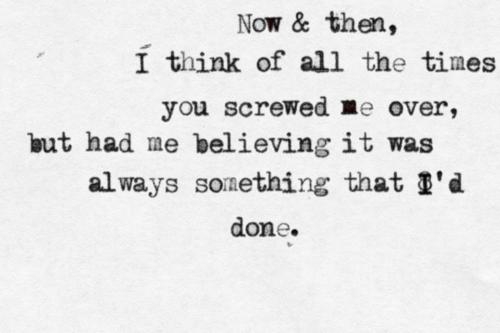 Gotye's quote