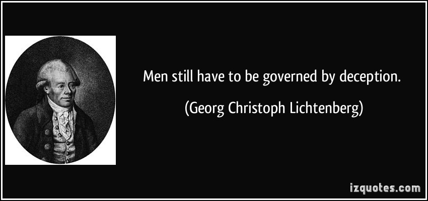 Governed quote #1