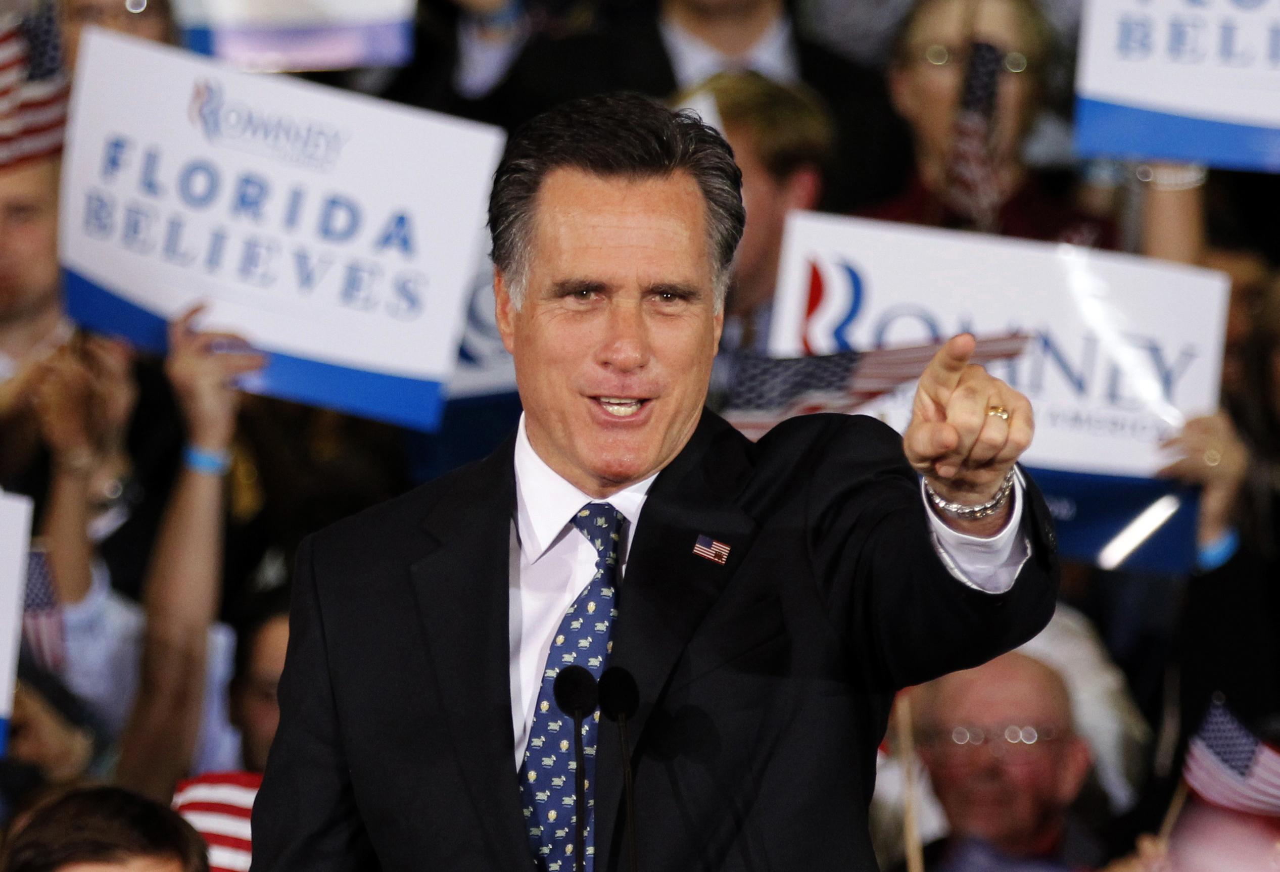 Governor Romney quote #2