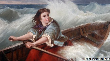 Grace Darling's quote #3