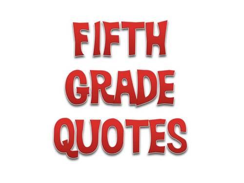 Grade quote #8