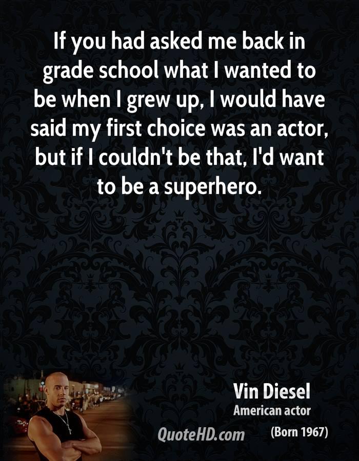 Grade School quote #1