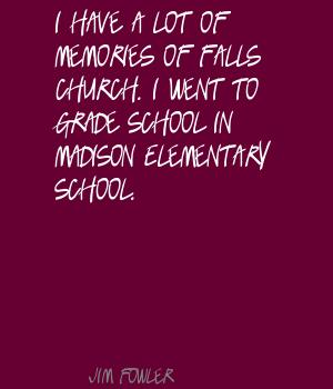 Grade School quote #2