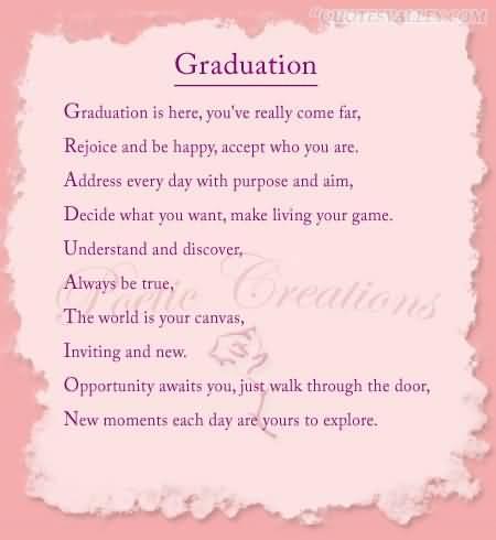 Graduation quote #3