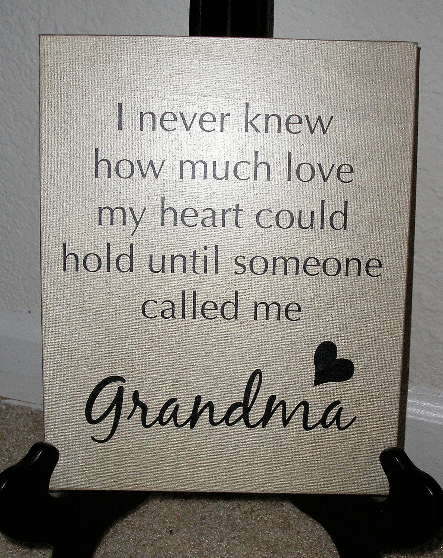 Grandma quote #2