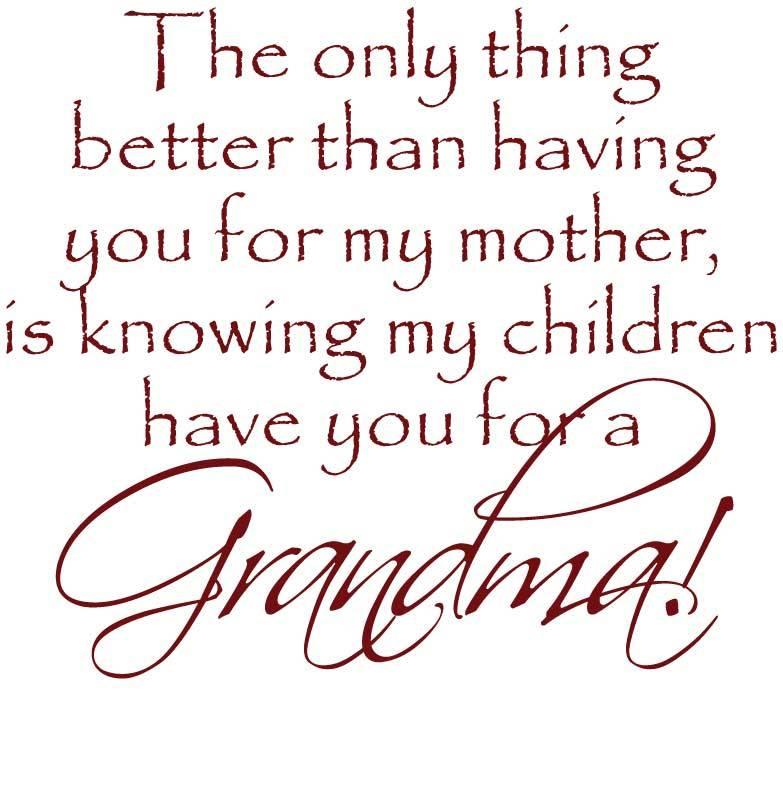 Grandma quote #3