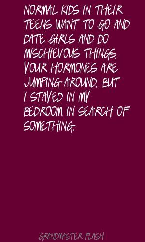 Grandmaster Flash's quote #5