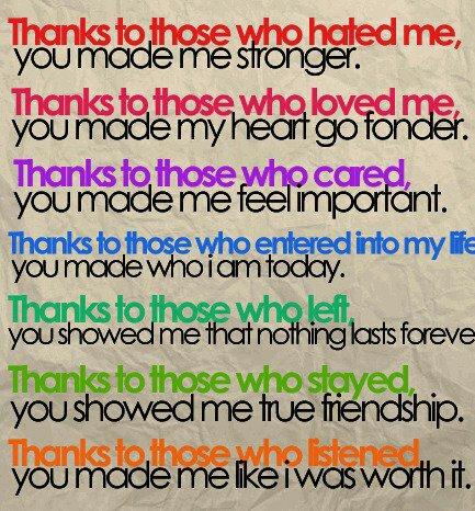 Grateful quote #5