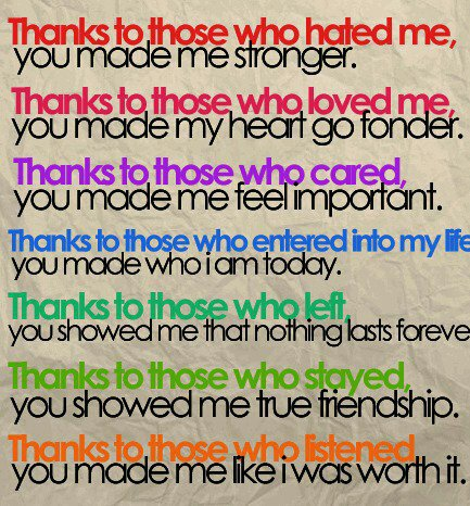 Gratitude quote #2